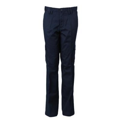 Pantalón cargo forro polar mujer azul marino 48
