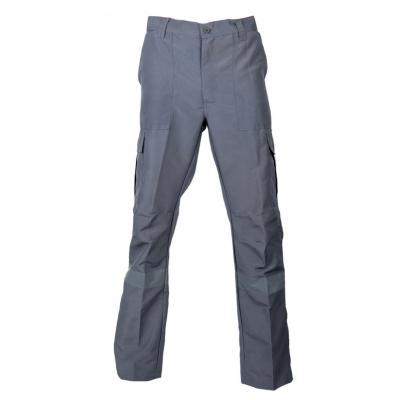 Pantalón cargo poplin reflect gris M