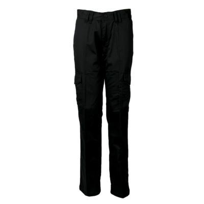 Pantalón cargo gabardina T/C mujer negro 54