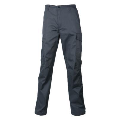 Pantalón cargo gabardina T/C gris 42