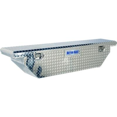 Caja de aluminio diamantado Camionetas Medianas (Todas)