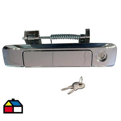 Manilla cormada de portalón con llave Mazda BT50 CD 13-19