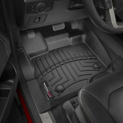 Pisos calce perfecto DEL 2 piezas Chevrolet Silverado 1500 14-18