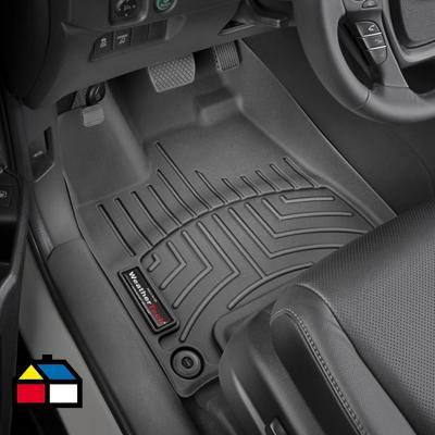 Pisos calce perfecto DEL 2 piezas Honda Ridgeline CD 17-19