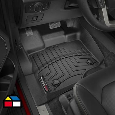 Pisos calce perfecto DEL 2 piezas Ford F-150 15-19