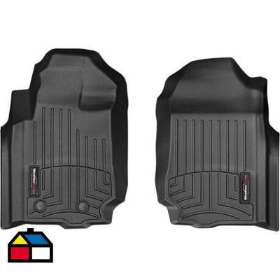 Pisos calce perfecto DEL 2 piezas Ford Ranger CD 13-19
