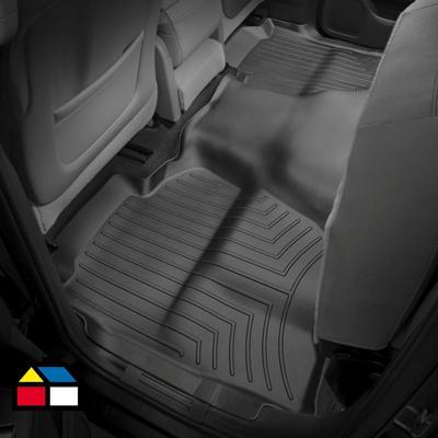 Pisos calce perfecto TRA 1 pieza Chevrolet Silverado 1500 C1/2 14-18