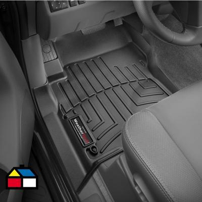 Pisos calce perfecto DEL 2 piezas Nissan NP300 CD 16-19