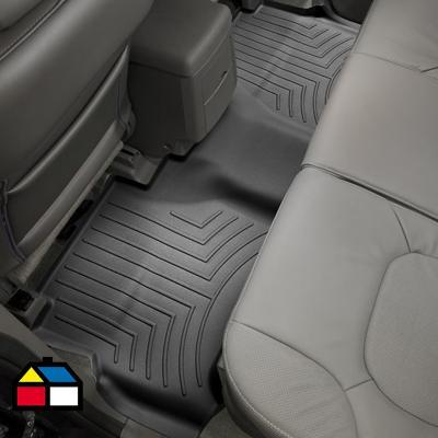 Pisos calce perfecto TRA 1 pieza Nissan NP300 CD 16-19