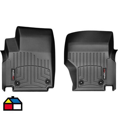 Pisos calce perfecto DEL 2 piezas Volkswagen Amarok CD 11-19
