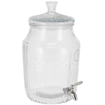 Dispensador de agua vidrio 2 l