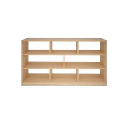 Estante nórdico organizador madera