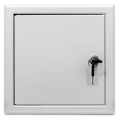 tapa inspección llave de seguridad 40x40 cm