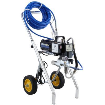 Equipo para pintar airless con ruedas 1,7 HP 2,2 l/min