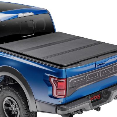 Tapa Plegable Solida Chevrolet D-Dmax 14-19 / Colorado 18-19