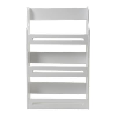 Librero pared blanco 120x20x60 cm