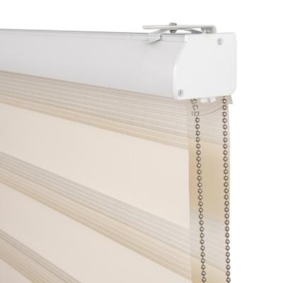 Cortina enrollable duo 90x250 cm Beige