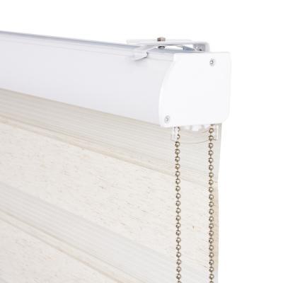 Cortina enrollable duo 180x165 cm Lino