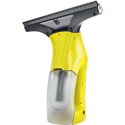 Limpiador y aspirador de vidrios amarillo