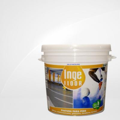 Sello para piso base agua 1 gl incoloro