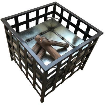 Brasero Cuadrado 50x54 cm