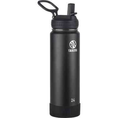 Botella térmica doble 700 ml Bombilla