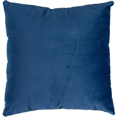 Cojín 40x40 cm azul
