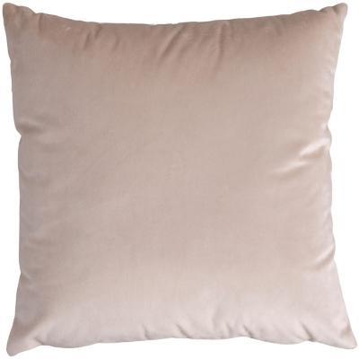 Cojín 40x40 cm beige