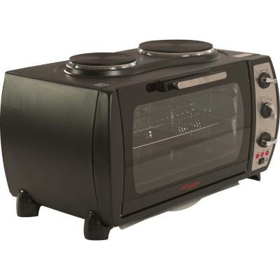 Horno eléctrico 42 litros negro