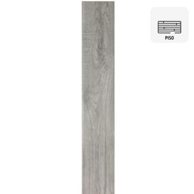 Porcelanato 15x90 cm 1,08 m2 gris