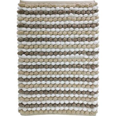 Piso baño algodón 40x60 cm ivory