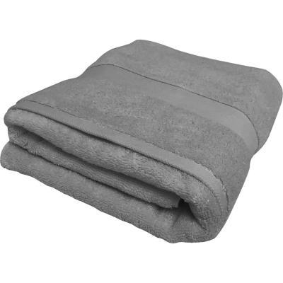 Toalla baño 70x140 cm 600 gr gris