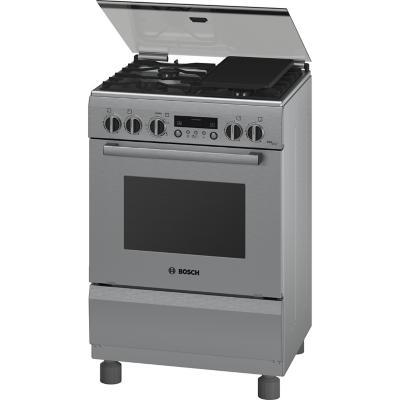 Cocina a gas 4 quemadores 51 litros