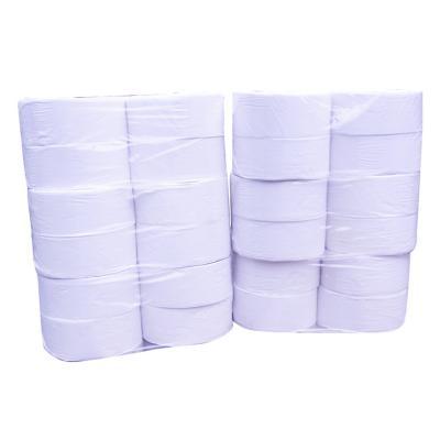 Papel higiénico jumbo blue 24 rollos x 500mts(4pack)