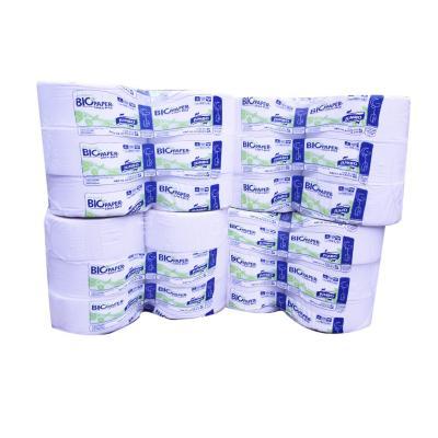 Papel higiénico jumbo blue 24 rollos x 500mts(6pack)