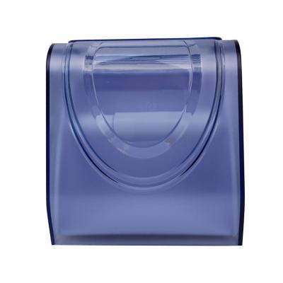 Dispensador papel higiénico mini transparente