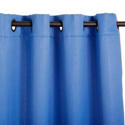 Set de cortinas tela 140x225cm Ambiente azul