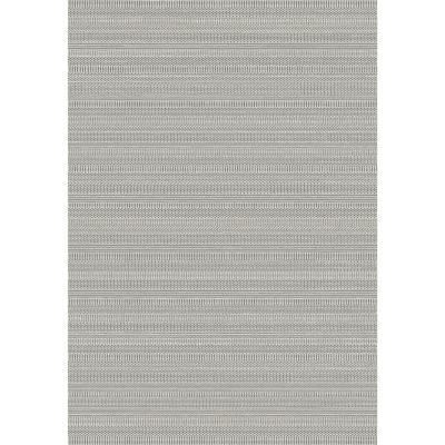 Alfombra contour rayas 120x170 cm gris