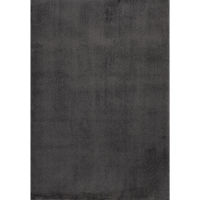 Alfombra shaggy touch 160x230 cm gris