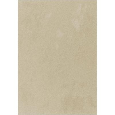 Alfombra shaggy touch 120x170 cm beige