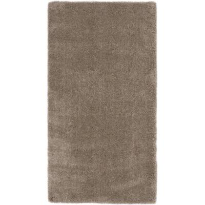 Bajada de cama shaggy touch 60x115 cm beige