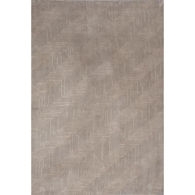 Alfombra fly geometric 160x230 cm beige