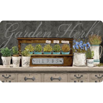 Limpiapiés Garden Herb 45x75 cm