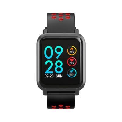 Reloj smarwatch deportivo SW55P rojo