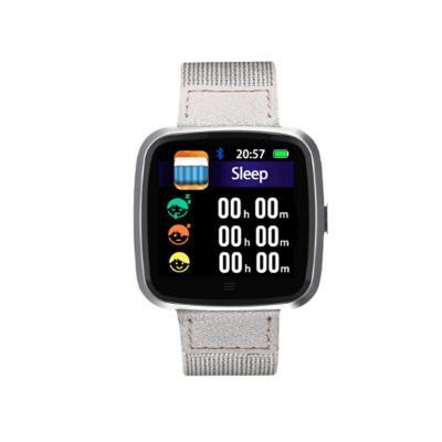 Reloj smartwatch G12 beige