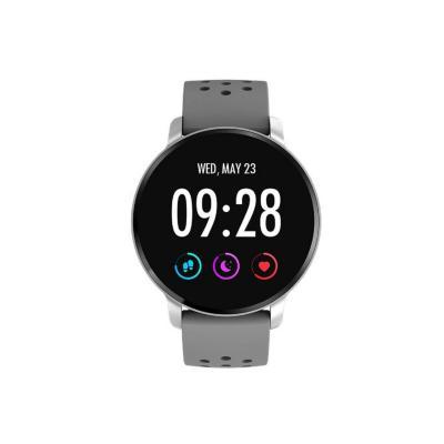 Reloj smartwatch deportivo SW60 plateado