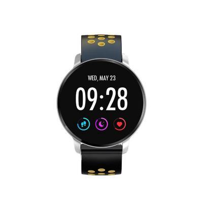 Reloj smartwatch deportivo SW60 amarillo