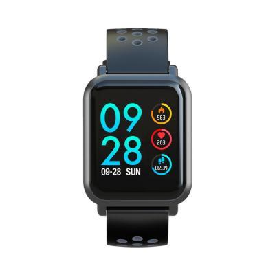 Reloj smarwatch deportivo SW55P negro