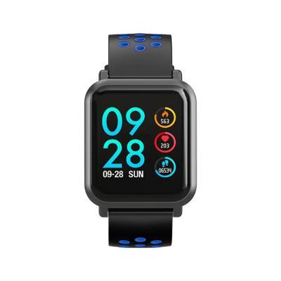 Reloj smarwatch deportivo SW55P azul