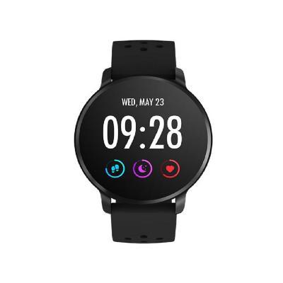 Reloj smartwatch deportivo SW60 negro